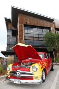 Get thee to Durango's Three Springs Car Show to check out sizzlin' hot rods.