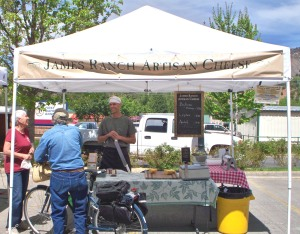 Mmmm. Cheesy. (Photo: Durango Farmers Market)