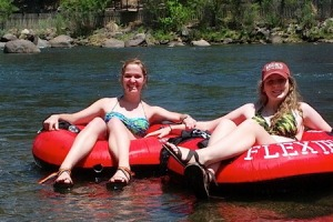 Flexible Flyers Rafting offers tube rentals.