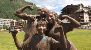 Good, clean fun at the Durango Muck & Mire on the Mountain adventure race.
