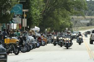Four Corners Motorcycle Rally in Durango, Ignacio and Cortez, Colorado