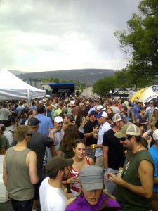 Nobody likes beer, which is why no one comes to the San Juan Brewfest in Durango. Obviously.
