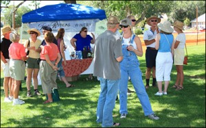 Get your sip on this weekend at the Mesa Verde Country Food, Art & Wine Festival in Cortez, Colorado.