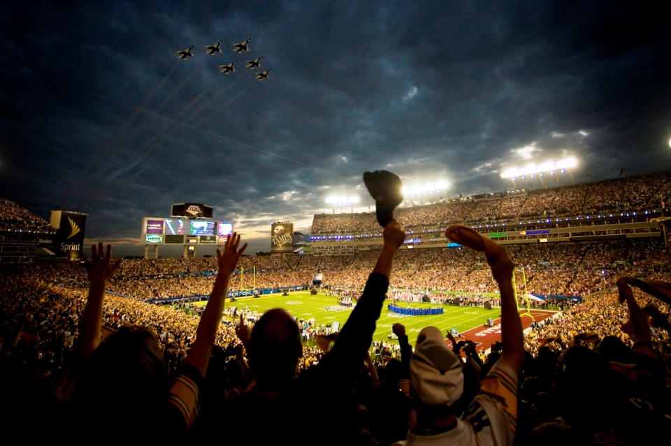 So, you can't get these Super Bowl seats. Find the next best thing at a Durango Super Bowl party.