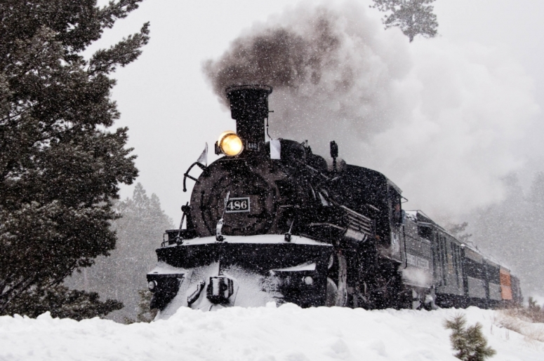 Photo: Durango & Silverton Narrow Gauge Railroad.