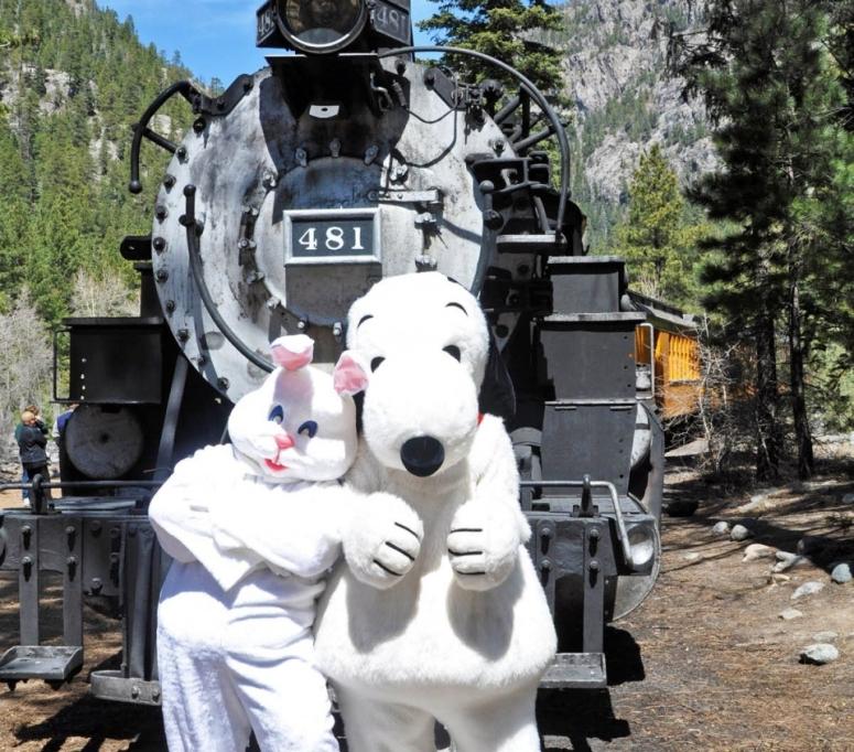 Photo: Durango and Silverton Narrow Gauge Railroad.