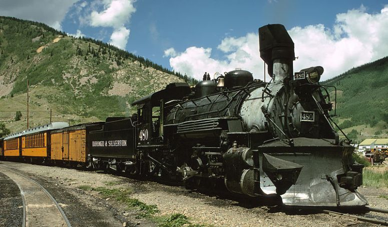 Brew Train_Durango and Silverton Narrow Gauge Railroad