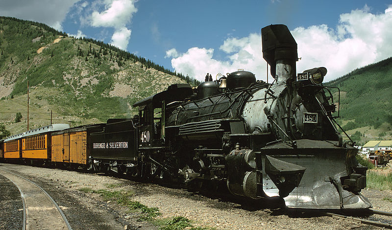 Brew Train_Durango and Silverton Narrow Gauge Railroad