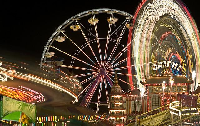 Durango carnival La Plata County Fair