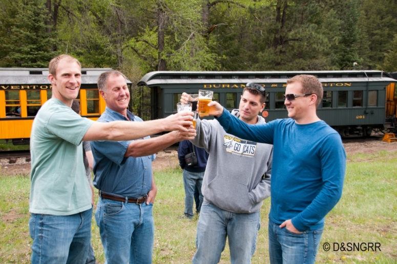 Durango BREW TRAIN 2014
