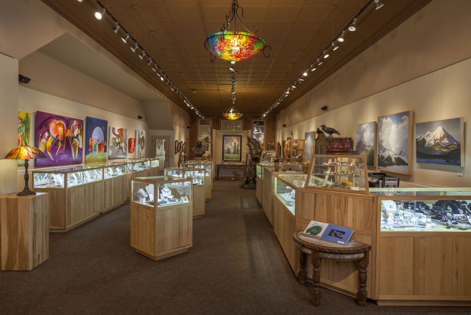 Sorrel Sky Gallery in Durango is one of more than a dozen venues that participates in First Thursdays Art Walk.