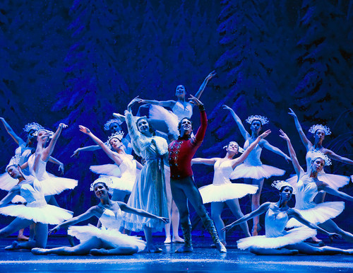 The State Street Ballet of Santa Barbara will perform the Nutcracker ballet in Durango at Fort Lewis College Community Concert Hall. Photo: State Street Ballet.