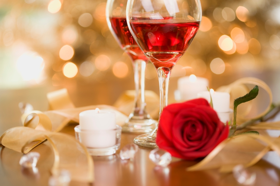 Durango Quality Inn Valentine's Day wine package