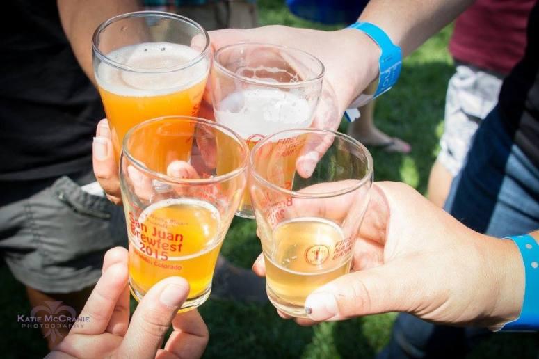 San Juan Brewfest Durango Colorado