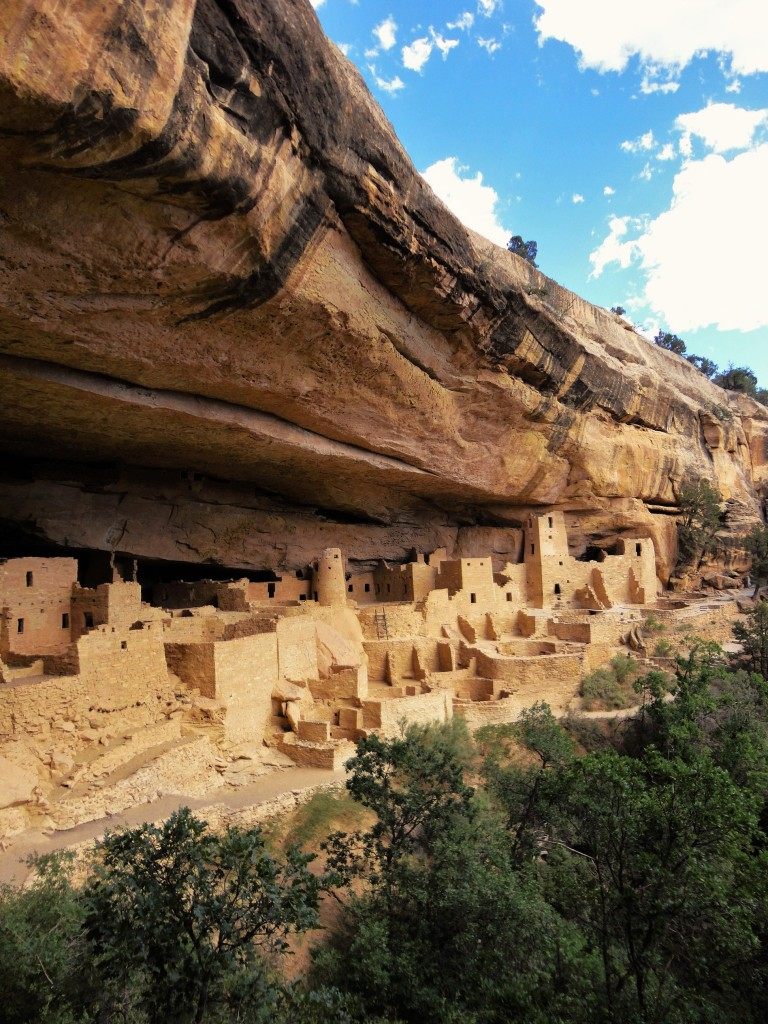 Durango Mesa Verde Cliff Palace