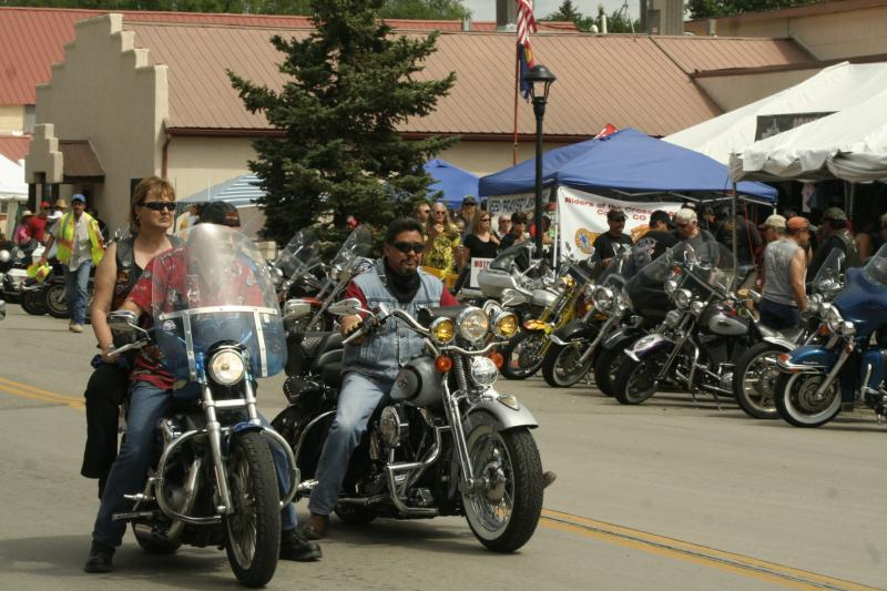 Four Corners Motorcycle Rally Durango