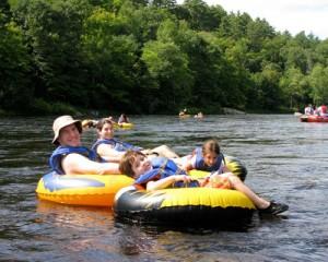 Tubing Durango Animas River Mild to Wild Rafting