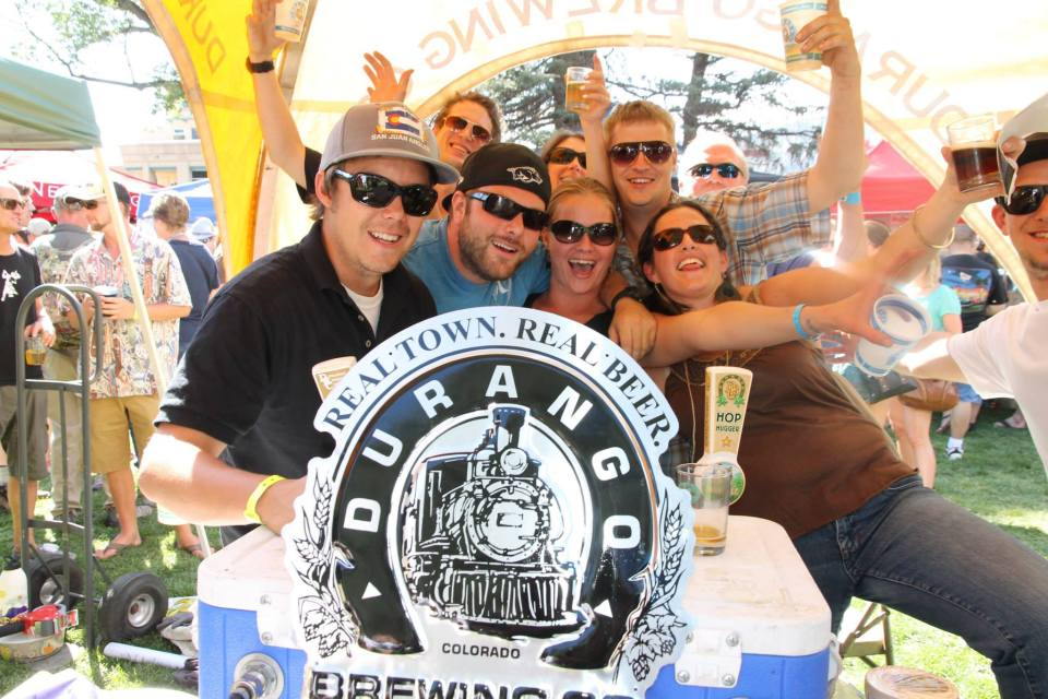 San Juan Brewfest Durango