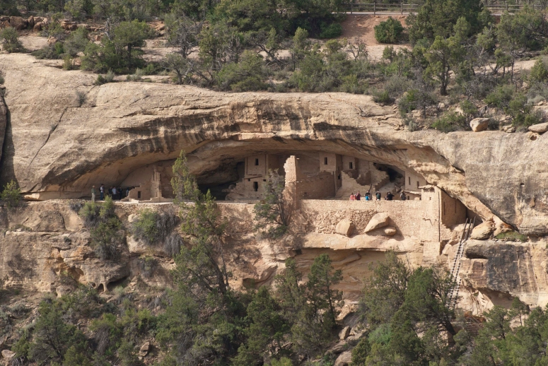 Balcony House Mesa Verde National Park